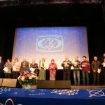 Церемония в честь 70-летия Московского Физтеха