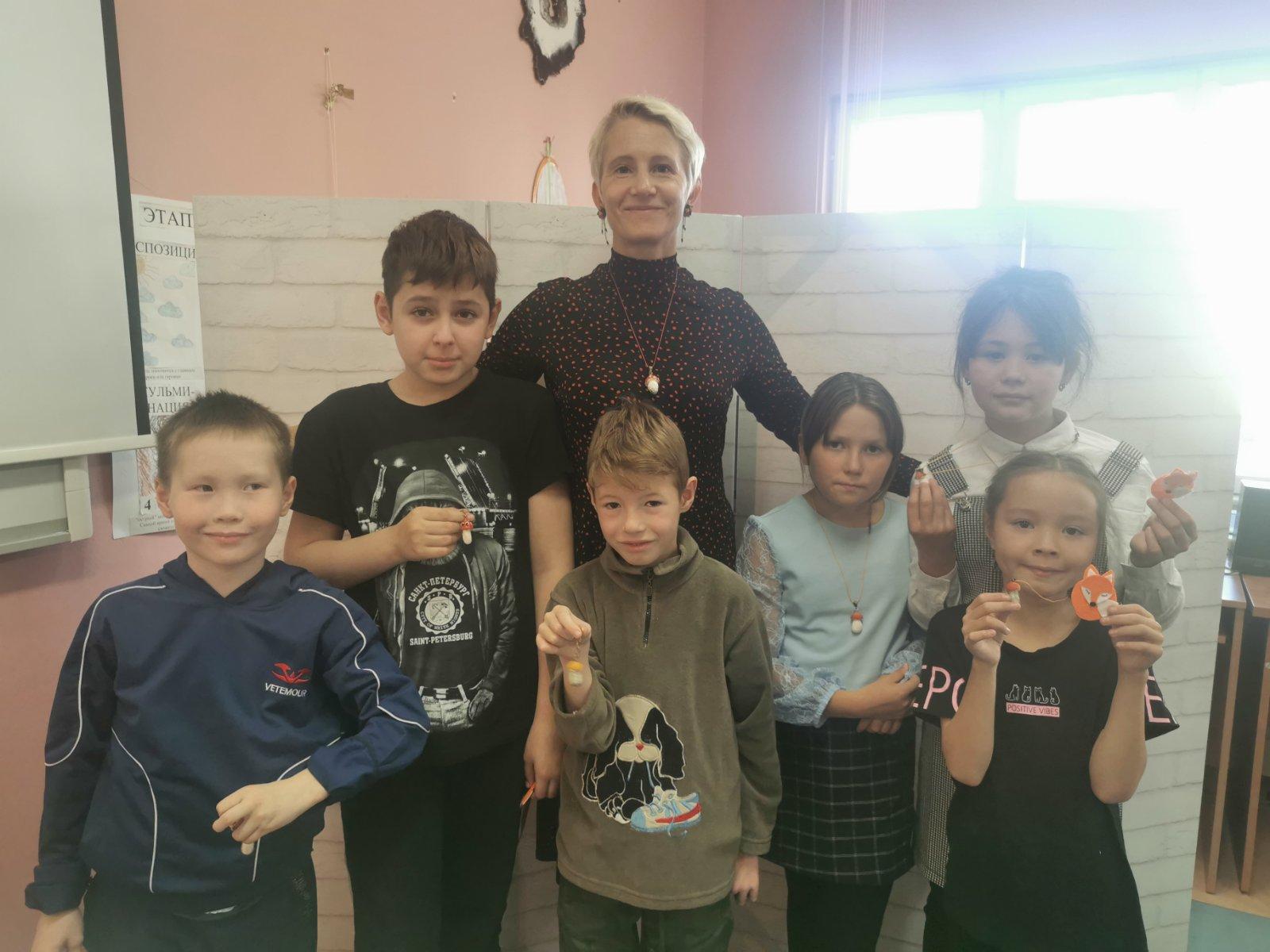 Экскурсия для воспитанников центра «Доверие»