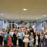 Посвящение в юные шахматисты