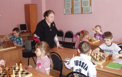 Соревновании по шахматам «Весенние каникулы-2018»