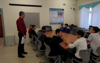 Чемпионат «Молодые профессионалы» (WorldSkills) в г. Салехард