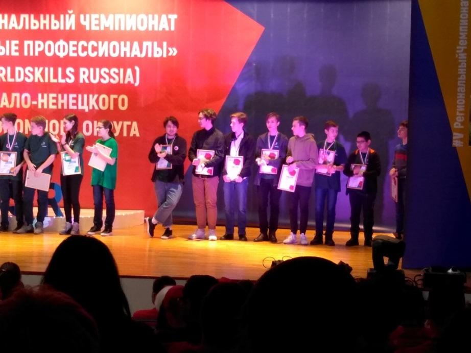 Региональный чемпионат «Молодые профессионалы 2019» WorldSkills Russia