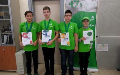 VI региональный чемпионат WorldSkills Juniors Russia 2020